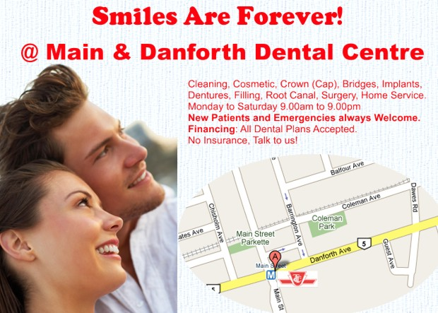 Main Danforth Dental Centre